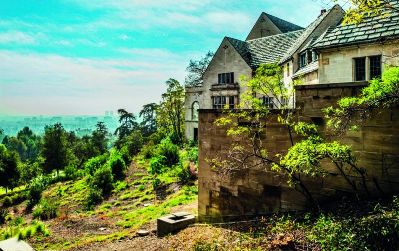 48 horas Los Angeles - greystone-mansion-foto-cortesia-de-trover-com