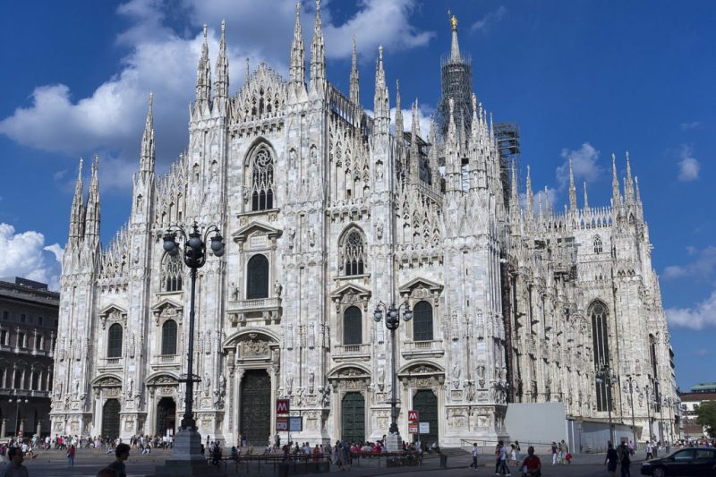 Guía para visitar Milán - guia-para-visitar-milan-il-duomo
