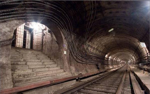 6 lugares prohibidos en la Tierra - lugaresprohibidos_metro