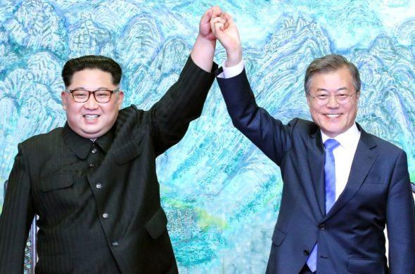 Corea del Norte y Corea del Sur declaran la paz