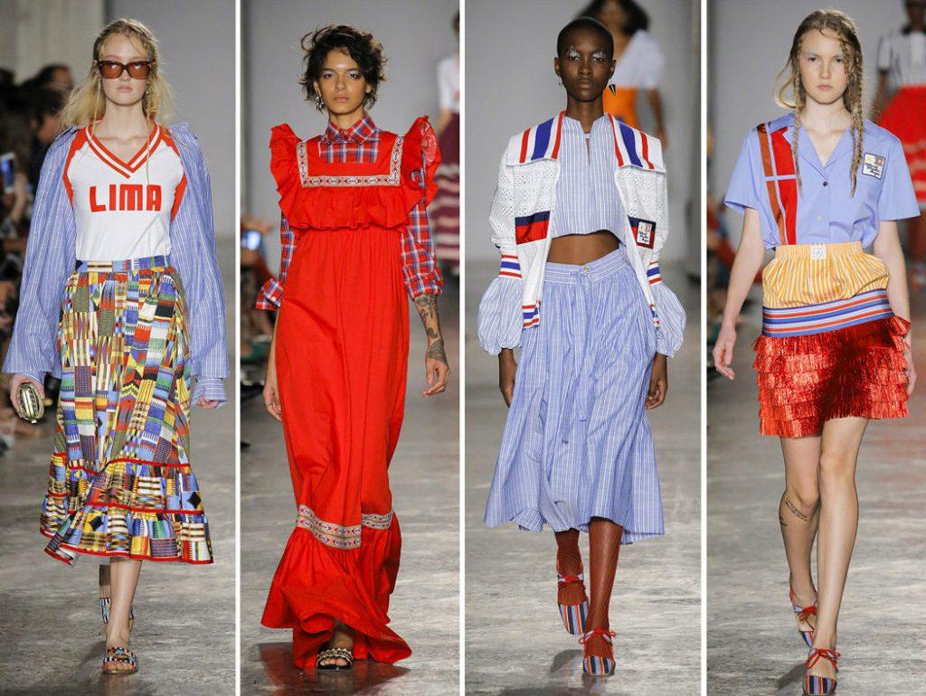5 diseñadores emergentes que participarán en Milan Fashion Week 2018 - Stella Jean. 5 diseñadores emergentes que participarán en Milán Fashion Week 2018