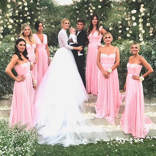 Todos los detalles de la boda de Chiara Ferragni y Fedez: The Ferragnez - todos-los-detalles-de-la-boda-de-chiara-ferragni-y-fedez-the-ferragnez-damas-de-honor-de-chiara-ferragni