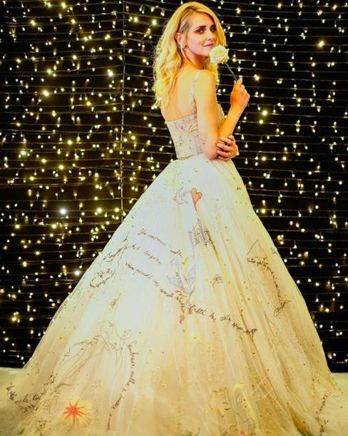 Todos los detalles de la boda de Chiara Ferragni y Fedez: The Ferragnez - todos-los-detalles-de-la-boda-de-chiara-ferragni-y-fedez-the-ferragnez-segundo-vestido-de-novia-por-dior-haute-couture