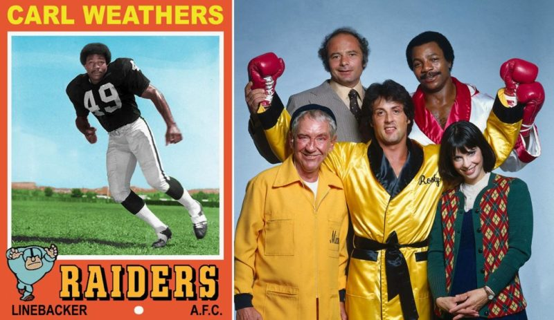 11 datos curiosos sobre la NFL - 10-nfl10-carl-weathers