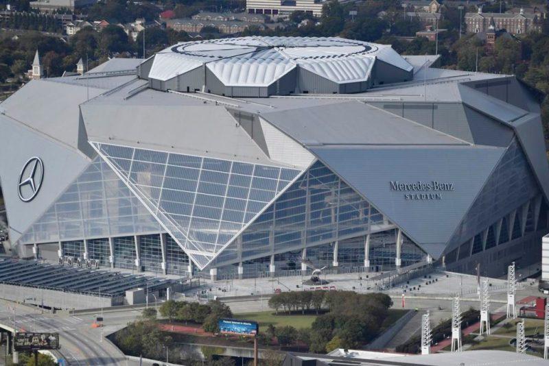 11 datos curiosos sobre la NFL - 2-nfl2-mercedes-benz-stadium