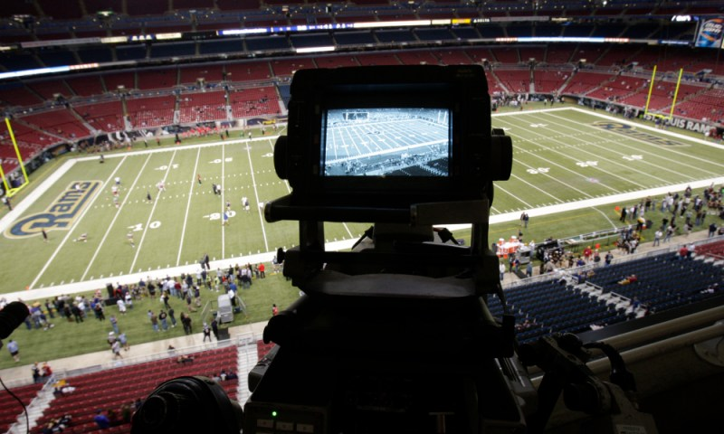 11 datos curiosos sobre la NFL - 6-nfl6-on-tv