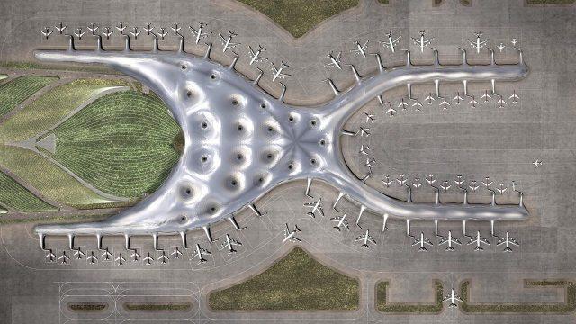 Nuevo aeropuerto de la Ciudad de México: ¿Texcoco o Santa Lucía? - aeropuertocdmx_texcoco