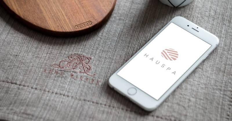 Las mejores apps para consentirte en casa - apps-para-consentirte-hauspa