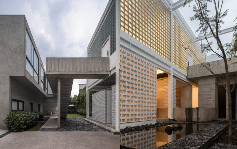 Instituto Alumnos, un espacio dedicado a la educación artística - arquitectura-construccion-casa-edificio-obra