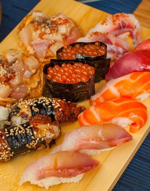 Barra de Ginza, un restaurante de sushi callejero - barra-de-ginza-nigiri-18-42-28