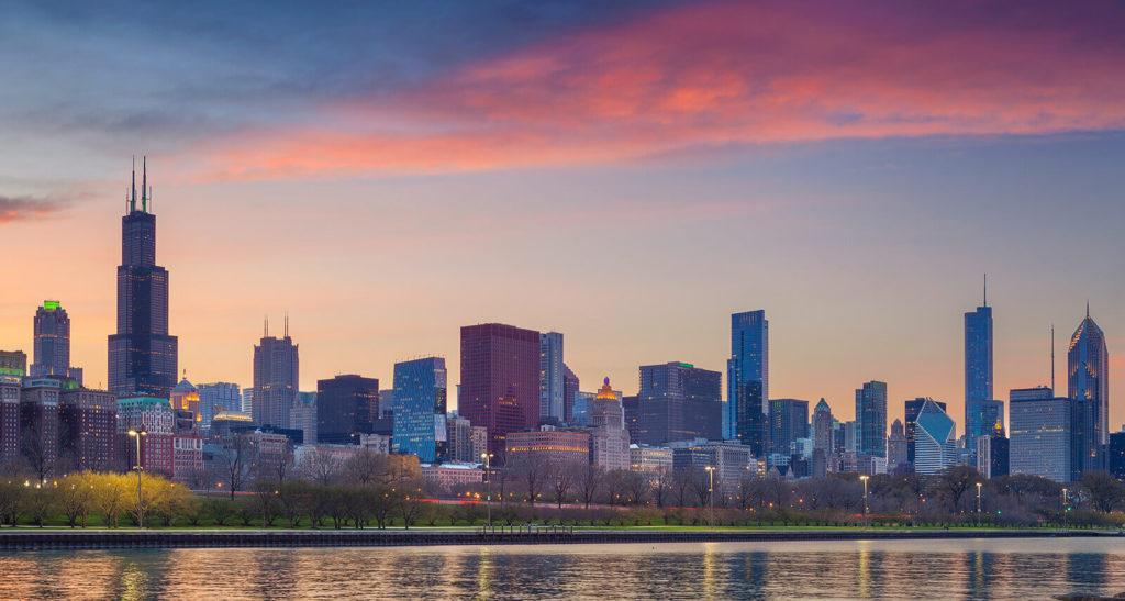 Guía para visitar Chicago - Chicago Skyline PORTADA