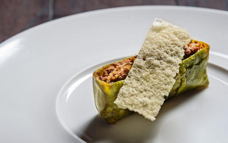 Luigi Taglienti y su cocina de la liguria - comida-gourmet-chef-platillo