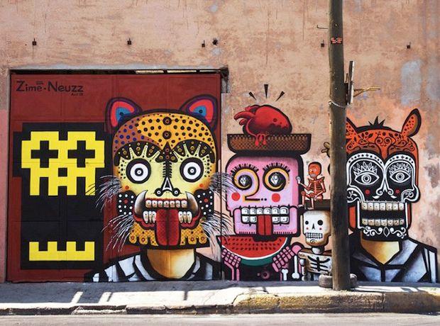 7 artistas mexicanos de grafiti reconocidos mundialmente - Grafiti_PORTADA_NEUZZ