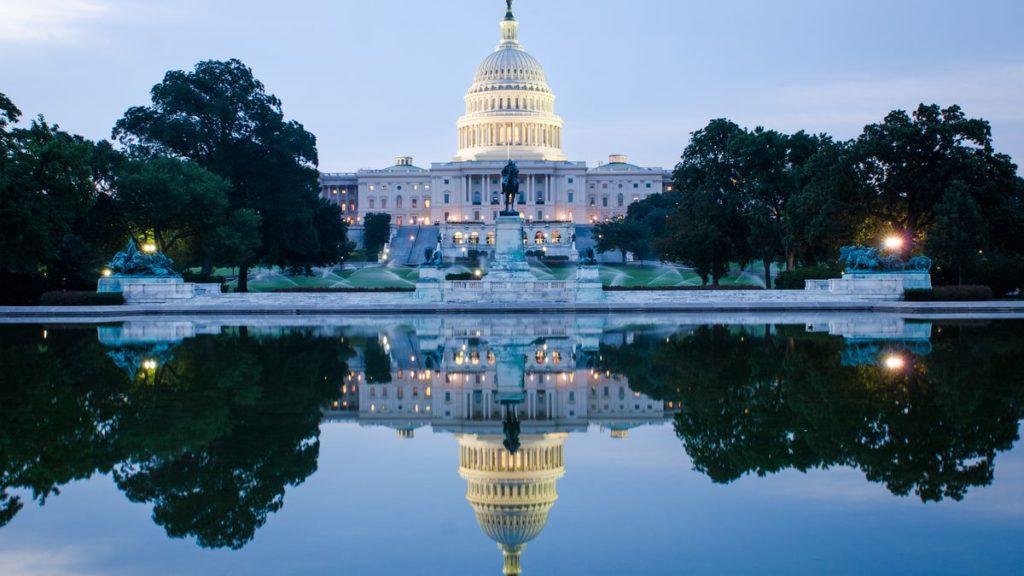 Guía para visitar Washington D. C. - Guía Washington Portada