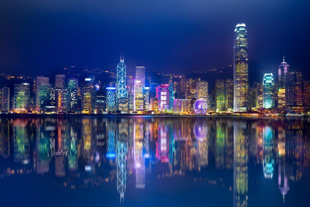 Guía para visitar Hong Kong - Hong Kong PORTADA