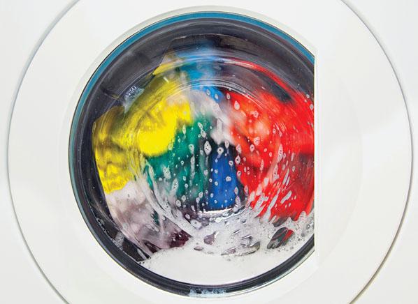 Tips para reducir el consumo de agua en casa - lavadora-de-ropa