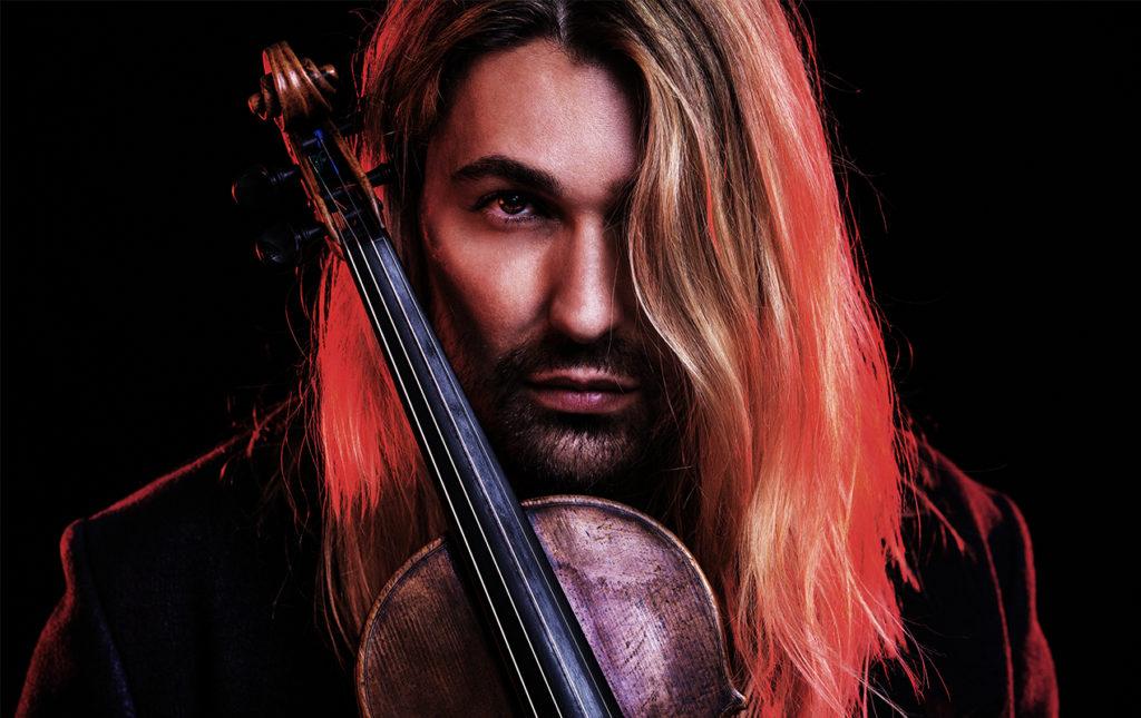 David Garrett, el violinista más rápido del mundo - musica violin violinista david garret artista