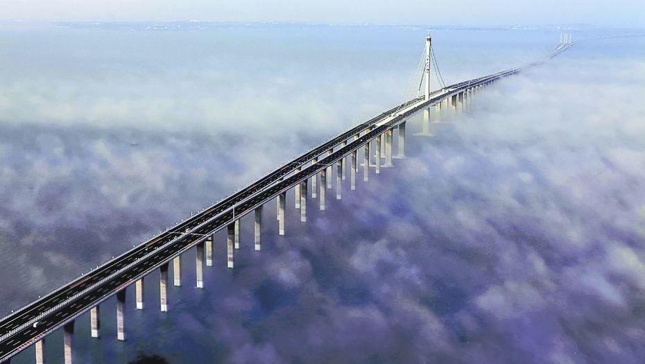 China inaugura el puente marítimo más largo del mundo - PuenteChina_PORTADA