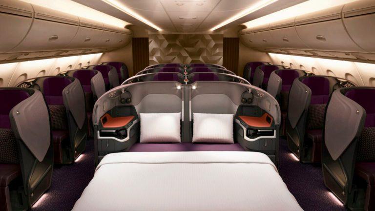 Singapore Airlines ofrecerá el vuelo sin escalas más largo del mundo - singapore-airlines-3