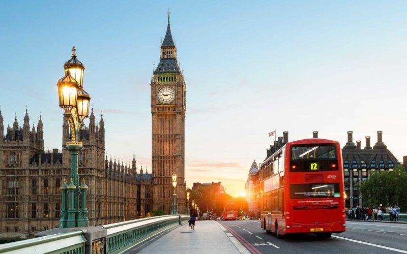 Los destinos más fotografiados del mundo en 2018 - 2-londres