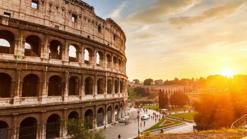 Los destinos más fotografiados del mundo en 2018 - 5-roma