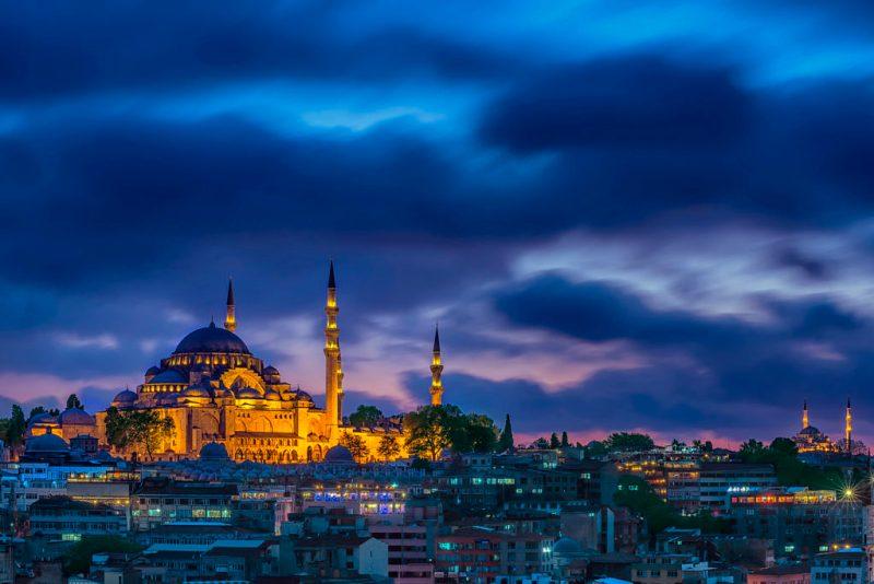 Los destinos más fotografiados del mundo en 2018 - 9-estambul