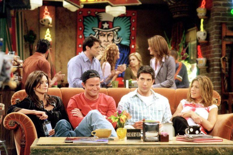 10 cosas que probablemente no sabías sobre Friends - links-friends-8