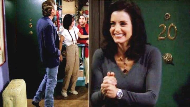 10 cosas que probablemente no sabías sobre Friends - links-friends-9