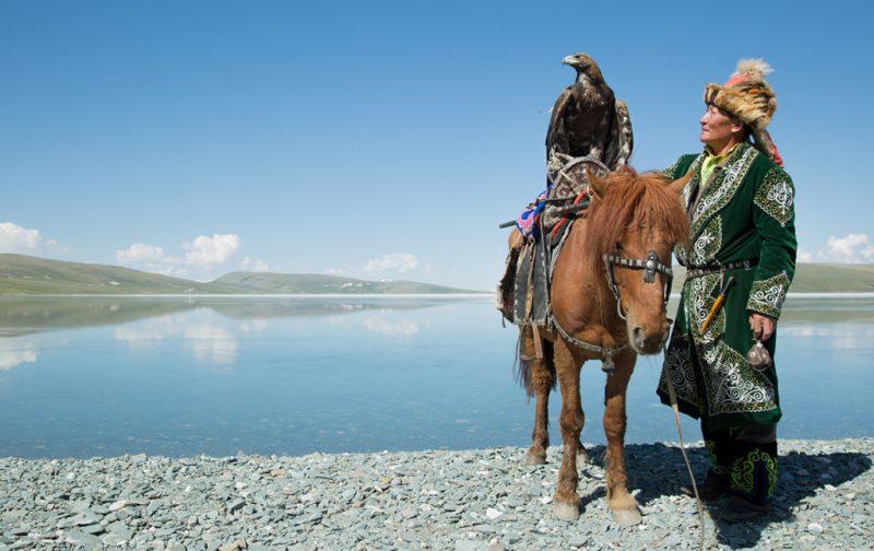 Mongolia, el lugar con un cielo eternamente azul - mongolia-mongol-nomada-paisaje