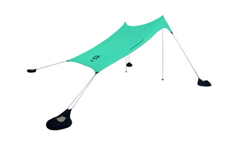 Tech wishlist: los mejores gadgets para viajes - neso-grande-beach-tent