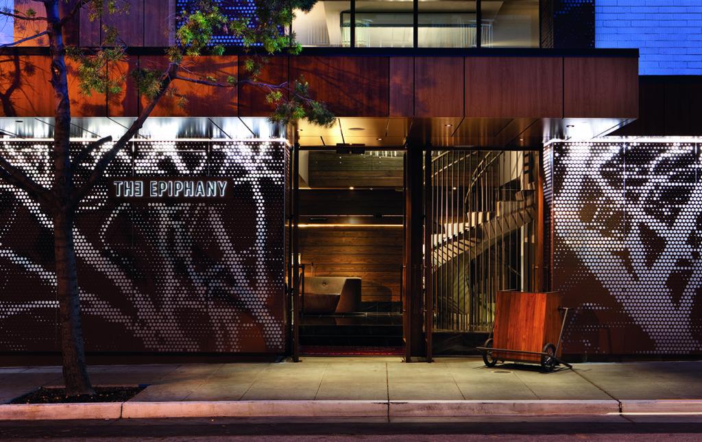 Nobu Hotel Epiphany Palo Alto. Gastronomía y lujo al estilo japonés - NOBU HOTEL-1