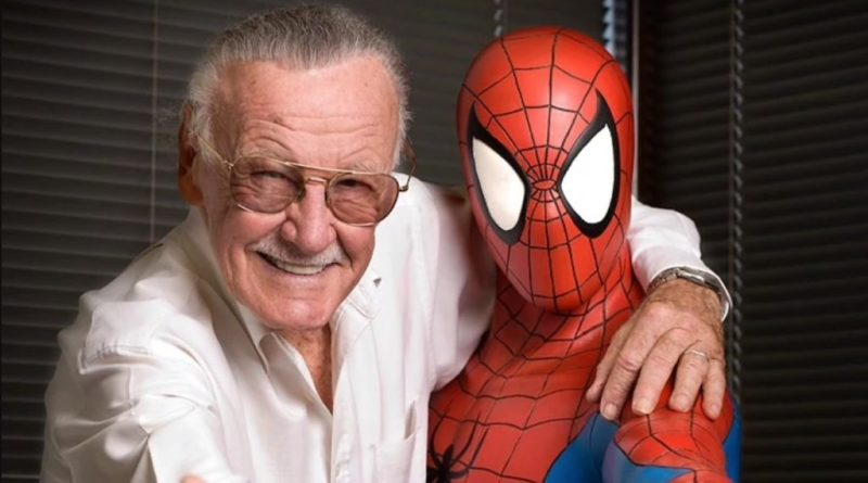 Datos que no sabías sobre Stan Lee - spiderman-stan-lee