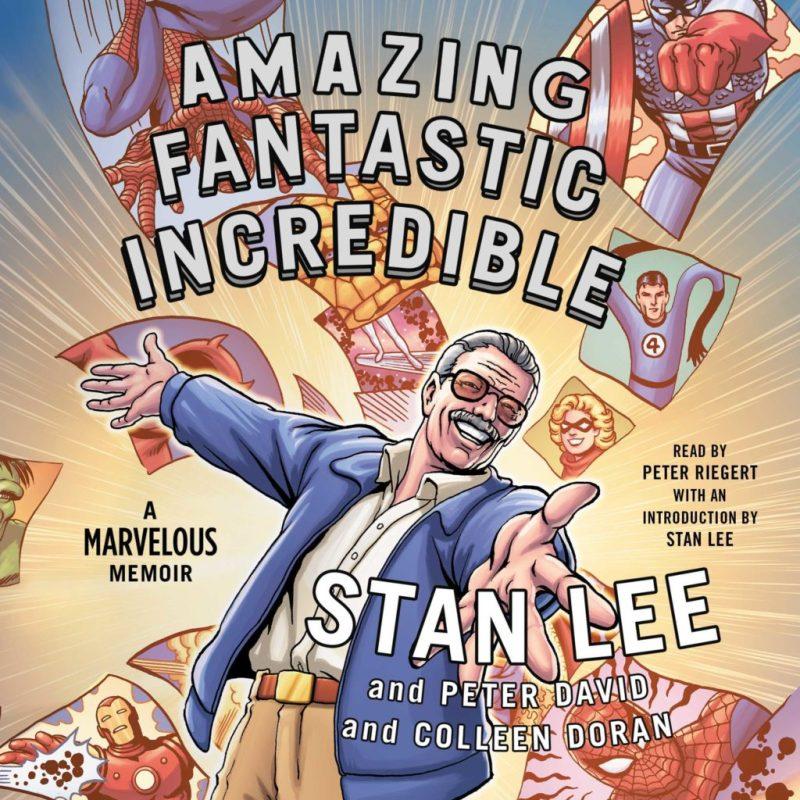 Datos que no sabías sobre Stan Lee - stan-lee-autobiografia