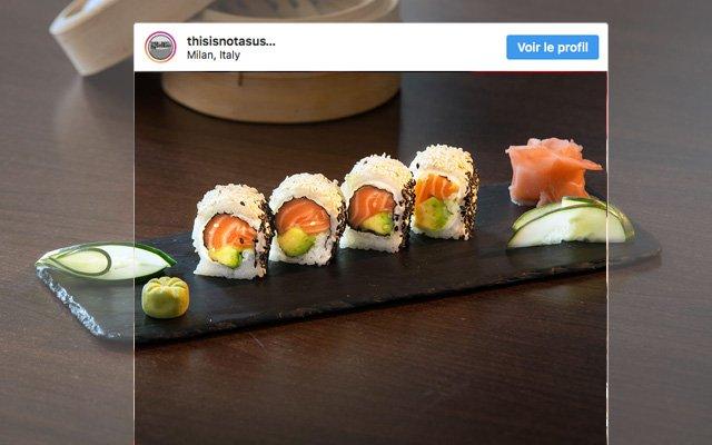 This Is Not a Sushi Bar, el restaurante en el que puedes pagar con likes en Instagram - this-is-not-a-sushi-bar-3