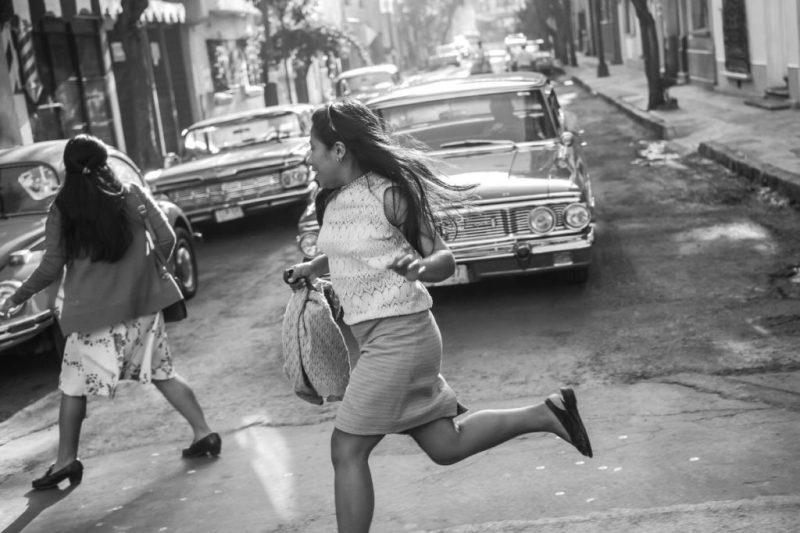 12 datos curiosos de la película Roma de Alfonso Cuarón - 5-yalitza-y-nancy