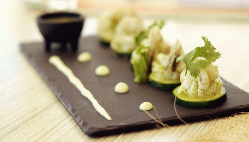 10 actividades wellness que puedes hacer en el hotel B Cozumel - aguachile-de-camaron-hotel-b-cozumel