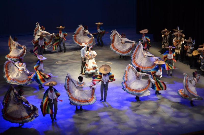 Recomendaciones para el fin de semana del 27 al 31 de diciembre - ballet-folklorico