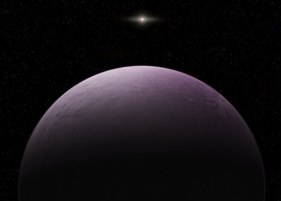 Lo que debes saber sobre Farout, el nuevo planeta del sistema solar - Farout PORTADA