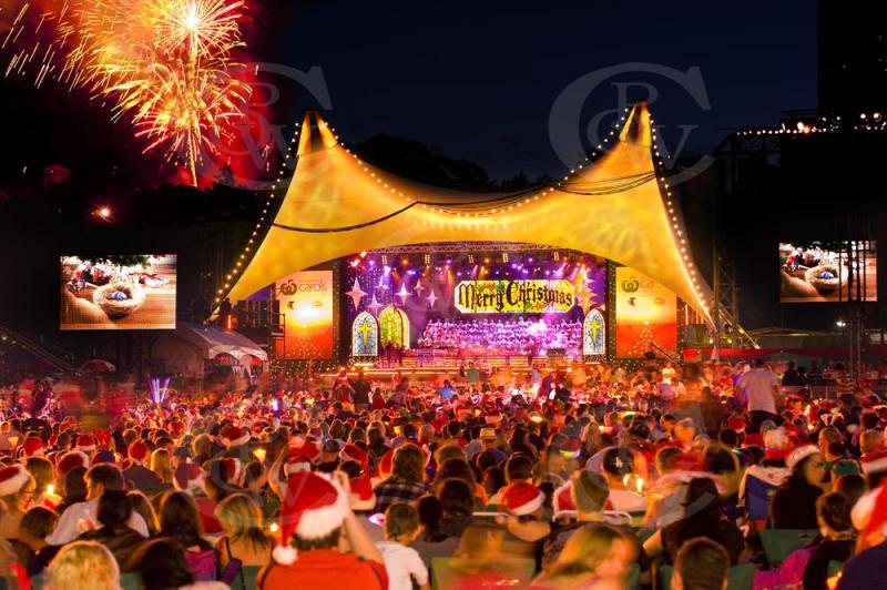 7 increíbles festivales de Navidad en el mundo - festivalesnavidad_woolworths-carolinthedomain