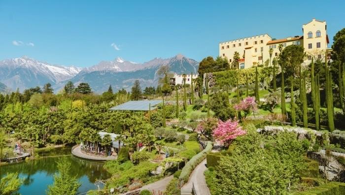 Los jardines botánicos más bonitos del mundo - i-giardini-di-castel-trauttmansdorff-italia