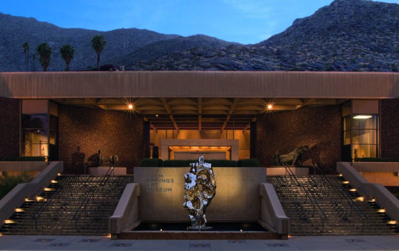 48 horas en Palm Springs - palm-springs-art-museum