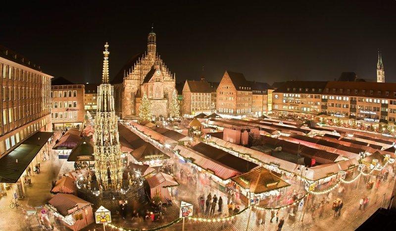 Los pueblos más navideños del mundo - pueblosnavidencc83os_nuremberg