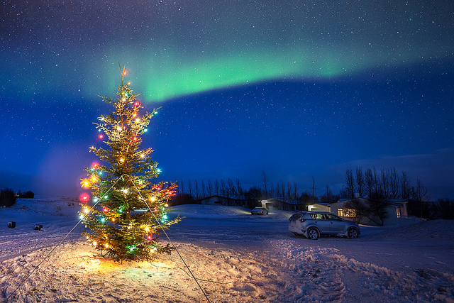Los pueblos más navideños del mundo - pueblosnavidencc83os_reykjavic