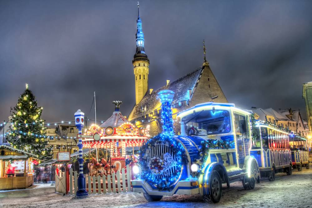 Los pueblos más navideños del mundo - PueblosNavideños_Tallin