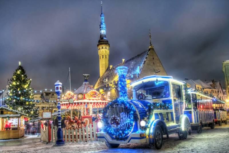 Los pueblos más navideños del mundo - pueblosnavidencc83os_tallin