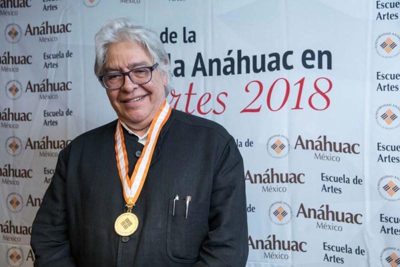 La Escuela de Artes de la Universidad Anáhuac México reconoce al escultor Sebastián - sebastian_anahuac