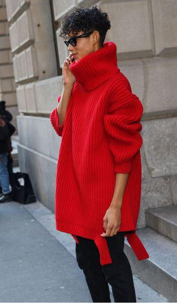 Tendencias de moda invierno 2018-2019 - tendenciamoda_oversize