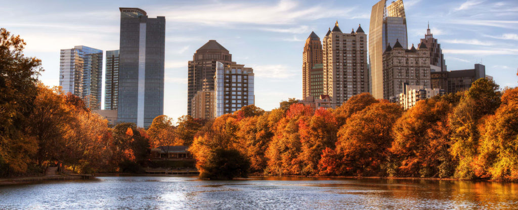 Guía para visitar Atlanta - 1. Portada Guia para visitar Atlanta HOTBOOK