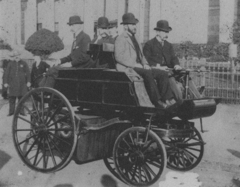 Cosas que no sabías sobre los coches eléctricos - 1-primer-coche-electrico