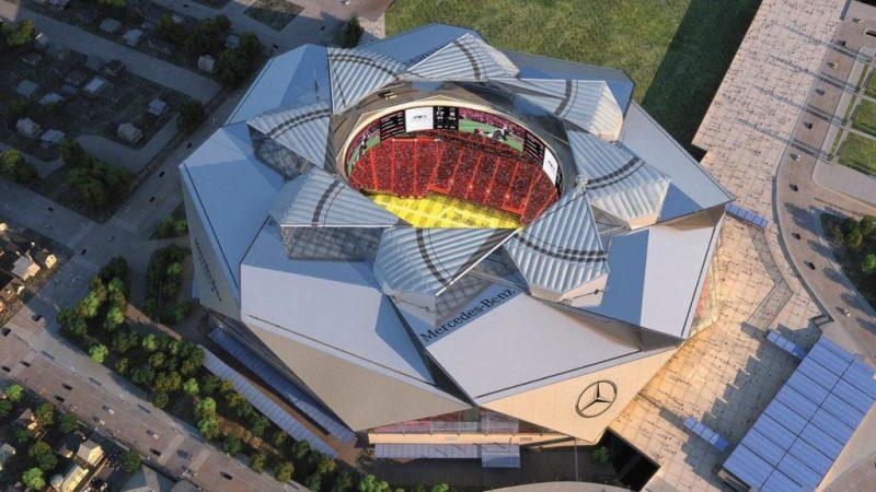Super Bowl LIII: todo lo que tienes que saber - 4-mercedes-benz-stadium